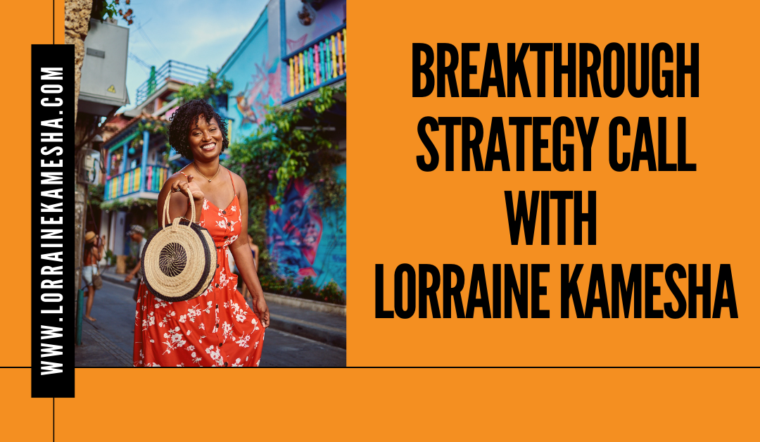 Breakthrough Strategy Call