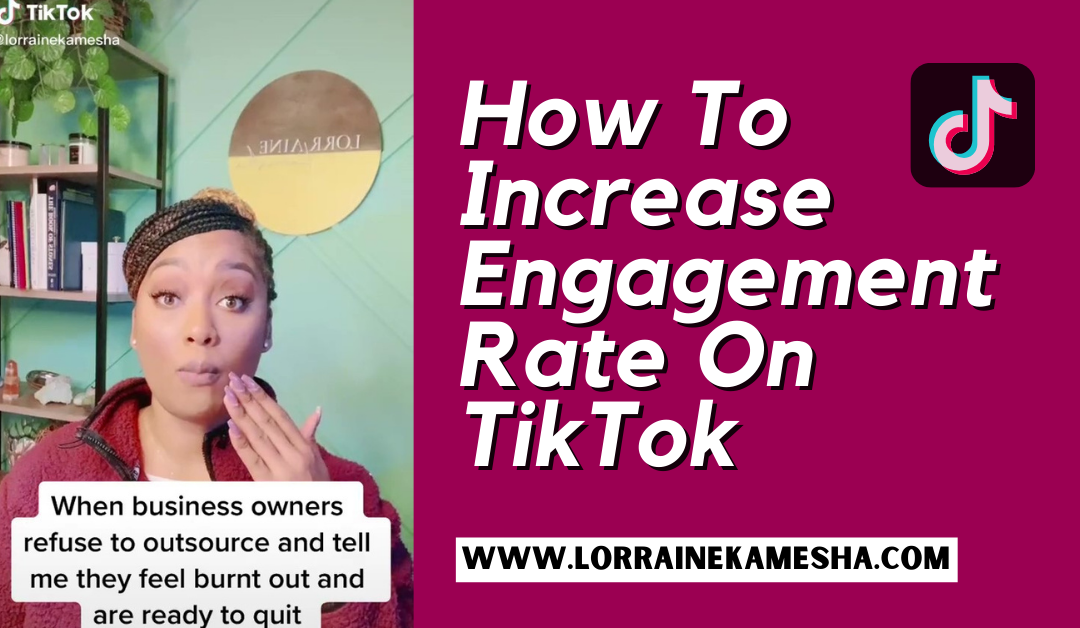 Tiktok View HACK | Increase Engagement Rate on TikTok